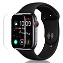 povoljno Zaštitne folije za pametni sat-Screen Protector Za Apple Watch Series 4 PET Visoka rezolucija (HD) / Ultra tanko 3 kom.