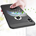 voordelige Galaxy Tab 4 7.0 Hoesjes / covers-hoesje Voor Apple iPhone XS / iPhone XR / iPhone XS Max Ultradun Achterkant Effen Hard PC