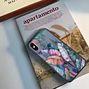 povoljno iPhone maske-Θήκη Za Apple iPhone XS / iPhone XR / iPhone XS Max Uzorak Stražnja maska Biljke Tvrdo TPU