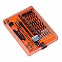 رخيصةأون Storage Supplies-JAKEMY محمول 45 in 1 أدوات مجموعات الأداة إصلاح المنزل إصلاح أبل سامسونج لإصلاح الكمبيوتر