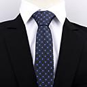 رخيصةأون ساعات الرجال-ربطات العنق والقبعات منقط / طباعة رجالي حفلة / عمل / أساسي