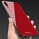 ieftine Protectoare Ecran de Huawei-Maska Pentru Huawei Huawei P20 / Huawei P20 Pro / Huawei P20 lite Anti Șoc Capac Spate Mată Greu Sticlă Temperată / P10 Plus / P10