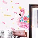 رخيصةأون ديكورات خشب-لواصق حائط مزخرفة - لواصق 3D دورة المياه / غرفة الطعام / غرفة دراسة / مكتب