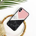 رخيصةأون أغطية أيفون-غطاء من أجل Apple iPhone XS / iPhone XR / iPhone XS Max نموذج غطاء خلفي حجر كريم قاسي TPU / أكريليك