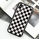 cheap iPhone Cases-Case For Apple iPhone XS / iPhone XR / iPhone XS Max Pattern Full Body Cases Geometric Pattern Hard Acrylic