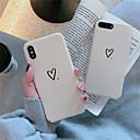 povoljno Narukvice za satove Suunto-Θήκη Za Apple iPhone XS / iPhone XR / iPhone XS Max Mutno / Uzorak Stražnja maska Srce Tvrdo PC