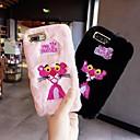 رخيصةأون أغطية أيفون-غطاء من أجل Apple iPhone XS / iPhone XR / iPhone XS Max نموذج غطاء خلفي حيوان ناعم منسوجات