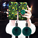 رخيصةأون أغطية أيفون-غطاء من أجل Apple iPhone XS / iPhone XR / iPhone XS Max ضد الصدمات غطاء خلفي الريش ناعم TPU