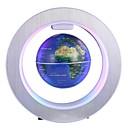 povoljno LED noćna rasvjeta-1pc Glob / Tellurion LED noćno svjetlo Šarene DC Powered Lebdenje 12 V