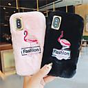 voordelige iPhone-hoesjes-hoesje Voor Apple iPhone XS / iPhone XR / iPhone XS Max Patroon Achterkant dier Zacht tekstiili