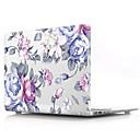 """رخيصةأون ماك بوك برو 15 """"الحالات-MacBook صندوق زهور PVC إلى MacBook Pro 13-inchمع شاشة ريتينا / MacBook Air 13-inch / New MacBook Air 13"""" 2018"""