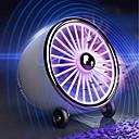 povoljno LED noćna rasvjeta-BRELONG® 1pc LED noćno svjetlo Ljubičasto USB Jednostavno za nošenje / Kukac protiv insekata Fly Killer / s USB kabelom 5 V