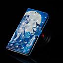povoljno iPhone maske-Θήκη Za Huawei Huawei Nova 3i / Huawei Honor 9 Lite / Huawei Honor 8X Novčanik / Utor za kartice / sa stalkom Korice Životinja Tvrdo PU koža