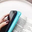 رخيصةأون أغطية أيفون-غطاء من أجل Apple iPhone XS / iPhone XR / iPhone XS Max شبه شفّاف غطاء خلفي لون سادة ناعم TPU