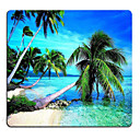 halpa Hiirimatto-LITBest -pelimatto / Basic Mouse Pad 22 cm Rubber Square