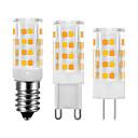 povoljno USB memorije-BRELONG® 1pc 3 W LED klipaste žarulje 400 lm E14 G9 G4 52 LED zrnca SMD 2835 Zatamnjen Ukrasno 220-240 V