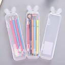 ieftine Organizatoare Birou-Carcase Creion Bisque, Plastice Translucid Organizare 1 buc