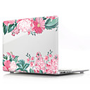 "ieftine Ecrane Protecție Tabletă-MacBook Carcase Floare PVC pentru MacBook Pro Retina kijelzős, 13 hüvelyk / MacBook Air 13-inch / New MacBook Air 13"" 2018"