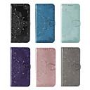 povoljno iPhone maske-Θήκη Za Apple iPhone X / iPhone 8 Plus / iPhone 8 Novčanik / Utor za kartice / Štras Korice Mandala Tvrdo PU koža