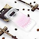 povoljno Maske/futrole za Galaxy S seriju-Θήκη Za Samsung Galaxy Galaxy S10 / Galaxy S10 Plus / Galaxy S10 E Uzorak Stražnja maska Cvijet Mekano TPU