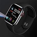 voordelige iPhone 7 Plus hoesjes-Screenprotector Voor Apple Watch Series 4 PET High-Definition (HD) / Ultra dun 3 stuks