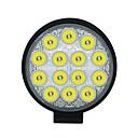 povoljno Mikroskopi i endoskopi-1pcs Žičana veza Automobil Žarulje 42 W COB 3550 lm 14 LED Maglenke / Svjetlo za rad Za Univerzális Sve godine