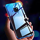 voordelige Huawei Mate hoesjes / covers-hoesje Voor Huawei Mate 10 / Mate 10 pro / Mate 10 lite Beplating / Ultradun / Transparant Achterkant Effen Zacht TPU / Mate 9 Pro