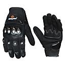 povoljno Muške jakne-Moto rukavice Cijeli prst Poliuretan / Pamuk / Najlon M / L / XL Crna