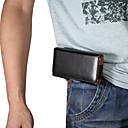 Недорогие Чехлы и кейсы для Galaxy Note 2-Кейс для Назначение Blackberry / Apple / SSamsung Galaxy Универсальный Спортивныеповязки / Бумажник для карт Поясные сумки / Мешочек Однотонный Мягкий Кожа PU