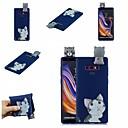 رخيصةأون إكسسوارات سامسونج-غطاء من أجل Samsung Galaxy Note 9 / Note 8 نموذج غطاء خلفي قطة / كارتون ناعم TPU
