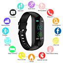 povoljno Smart Wristbands-Indear Y10 Žene Smart Narukvica Android iOS Bluetooth Smart Sportske Vodootporno Heart Rate Monitor Mjerenje krvnog tlaka Brojač koraka Podsjetnik za pozive Mjerač aktivnosti Mjerač sna sjedeći