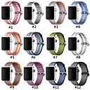 voordelige Apple Watch-bevestigingen & -houders-Horlogeband voor Apple Watch Series 5/4/3/2/1 Apple Sportband / Klassieke gesp Nylon Polsband