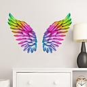 رخيصةأون ملصقات ديكور-لواصق حائط مزخرفة - لواصق حائط الطائرة أشكال غرفة الجلوس / غرفة النوم / مطبخ
