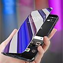 رخيصةأون حافظات / جرابات هواتف جالكسي J-غطاء من أجل Samsung Galaxy J8 (2018) / J7 / J6 Plus محفظة غطاء كامل للجسم لون سادة قاسي الكمبيوتر الشخصي