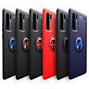 povoljno Maske/futrole za Huawei-Θήκη Za Huawei Huawei P20 / Huawei P20 Pro / Huawei P20 lite Otporno na trešnju / sa stalkom / Prsten držač Stražnja maska Jednobojni Mekano TPU / P10 Plus / P10 Lite / P10