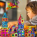 povoljno Konstrukcijske igračke-Magnetski blok Magnetske pločice Magnetne igračke 30-199 pcs kompatibilan Legoing S magnetom Dječaci Djevojčice bebe Igračke za kućne ljubimce Poklon / Dječji / Kocke za slaganje