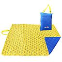 رخيصةأون مفارش التخييم-BSwolf نزهة بطانيات مصيدة الخيمة في الهواء الطلق تخييم خفة الوزن مكتشف الرطوبة سميك قماش اكسفورد 200*145 cm Camping / Hiking / Caving إلى 3-4 أشخاص أزرق