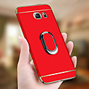 voordelige Galaxy S-serie hoesjes / covers-hoesje Voor Samsung Galaxy S9 / S9 Plus / S8 Plus Schokbestendig / Beplating / Ringhouder Volledig hoesje Effen Hard PC