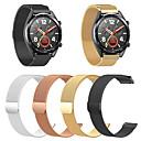 voordelige Smartwatch-accessoires-Horlogeband voor Watch 2 Pro Huawei Sportband / Milanese lus Roestvrij staal Polsband