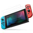ieftine Accesorii Nintendo Switch-cooho 3pcs protector de ecran de sticlă compatibil cu nintendo switch - protector ecran protector de protecție din sticlă premium - 0.24mm pentru consola de comutare nintendo