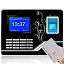 ieftine Access Control & Attendance Systems-YK&SCAN F20 Mașină de prezență Înregistrați interogarea amprentă digitală / Parola / Card ID Școală / Hotel / Birou