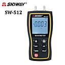 お買い得  枕-sw512デジタル圧力計気圧計11単位真空圧力計差動天然ガス圧力計メーター測定