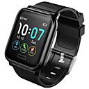 povoljno Odvijači i setovi odvijača-B1 Muškarci Smart Satovi Android iOS Bluetooth Vodootporno Ekran na dodir Heart Rate Monitor Mjerenje krvnog tlaka Sportske Štoperica Brojač koraka Podsjetnik za pozive Mjerač aktivnosti Mjerač sna