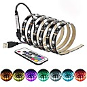 povoljno Kompleti svjetala-BRELONG® 2m RGB svjetleće trake 60 LED diode 5050 SMD RGB Vodootporno / Cuttable / USB 5 V 1pc