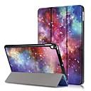 رخيصةأون أغطية أيباد-غطاء من أجل Apple ايباد ميني 5 / iPad New Air (2019) / iPad Mini 4 ضد الصدمات / مع حامل / نحيف جداً غطاء كامل للجسم سماء قاسي جلد PU / iPad Pro 10.5