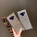 povoljno Samsung oprema-Θήκη Za Samsung Galaxy Note 9 / Note 8 Štras Stražnja maska Jednobojni Mekano TPU