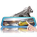 رخيصةأون جهاز فيديو DVR للسيارة-1080p ليلة الرؤية سائق سيارة 170 درجة زاوية واسعة 9.7 بوصة IPS داش كام مع ليلة الرؤية مسجل السيارة