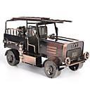 رخيصةأون ديكورات خشب-نموذج من النار شاحنة المفروشات الحرف اليدوية الحديد