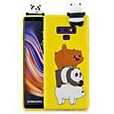 povoljno Samsung oprema-Θήκη Za Samsung Galaxy Note 9 / Note 8 Uzorak Stražnja maska Životinja / Crtani film Mekano TPU