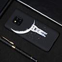 رخيصةأون أغطية وحافظات لأجهزة Huawei Y Series-غطاء من أجل Huawei Huawei Nova 3i / هواوي نوفا 4 / Huawei Honor 9 Lite مثلج / نموذج غطاء خلفي سماء ناعم TPU